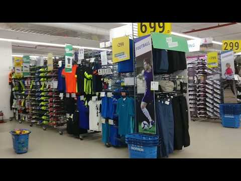 Decathlon OMR Chennai Store | Best Places for Sporting Goods
