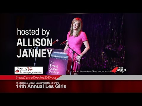 The National Breast Cancer Coalition Fund's 14th Annual Les Girls.