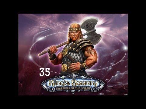 Прохождение King's Bounty: Воин Севера от 5p74 часть 35