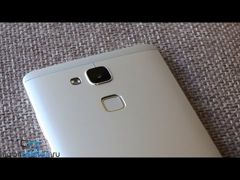 знакомство с huawei ascend mate 7