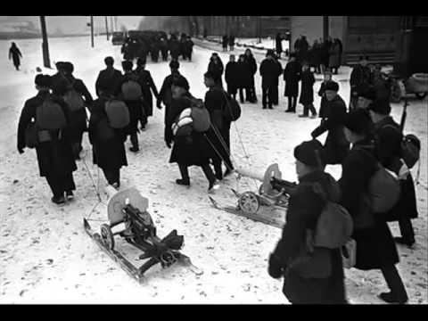 Клип хор - Волховская застольная