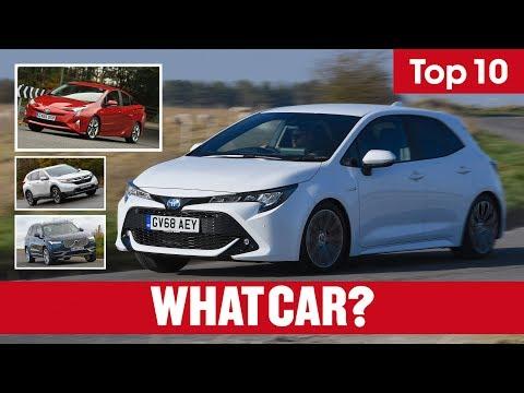 Best hybrid vehicles 2019 uk