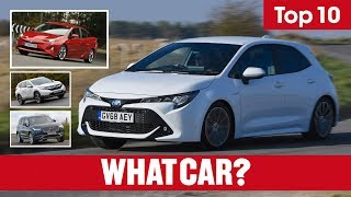 Best Hybrid Cars 2019 (and the ones to avoid) - Top 10s | What Car?