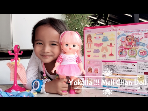 Beli Mell Chan Doll buat temen main Baby Alive Zara