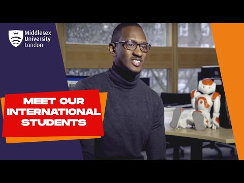 International student profile – Nasir from Nigeria