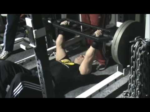 EliteFTS.com - Max Effort Swiss Bar & Chains