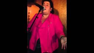 Barbara Straathof- Skyfall - Cafe Kalff 2 jarig bestaan 10-03-2013
