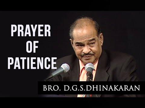 Unrelenting Prayer (English - Hindi) | Dr. D.G.S. Dhinakaran