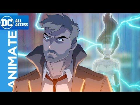 Justice League Dark Trailer Breakdown