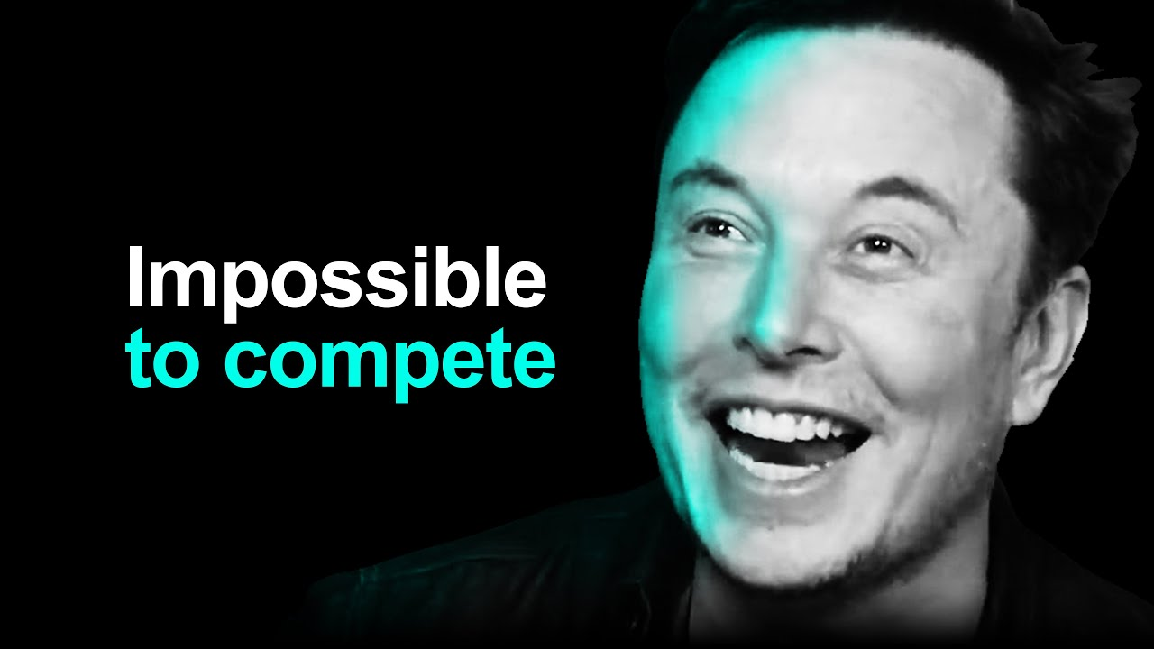 Tesla's INSANE Decade Of Execution (no one can catch up)