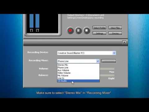 Free Sound Recorder Record Streaming Audio
