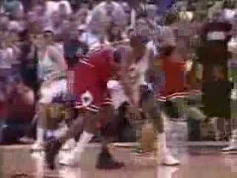 Michael Jordan 45 points vs Utah Jazz NBA Finals 1998 Game 6