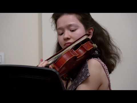 Mendelssohn – Violin Concerto In D Minor