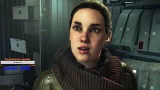 Deus EX Mankind Divided Часть 3 - Шепот из темноты