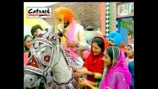 VEHRA SHAGNA DA | Part 4 Of 8 | Punjabi Marriage Songs | Traditional Wedding Music