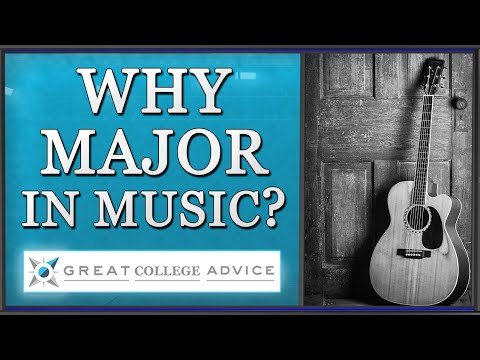 Why Major in Music?  Because It Prepares You for Any Career