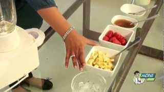 Banana Strawberry Smoothie Recipe