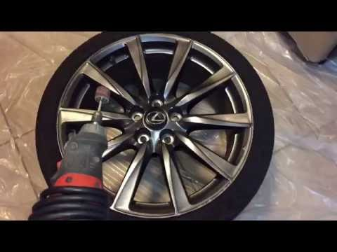 full download rim repair repairing curb damage on aluminum rims. Black Bedroom Furniture Sets. Home Design Ideas