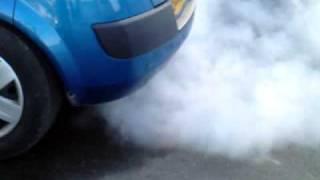 megane avec turbo hs