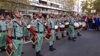 La Legión 12 Octubre 2017