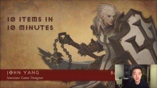 Lightning Talk: 10 Items in 10 Minutes ft. John Yang