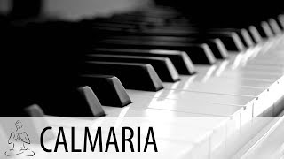 🎧 PIANO COM CHUVA ~ Instrumental ~ Tranquilizar, Relaxar Acalmar, Dormir ~ CALMARIA ~ ♫016