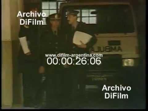 DiFilm - Muerte del periodista Daniel Mendoza (1992)