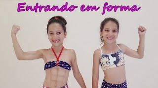ENTRANDO EM FORMA COM A BLOGUEIRA FITNESS MELISSA thumbnail