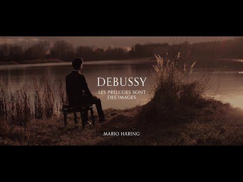 """Mario Häring - Debussy """"Les sons et les parfums tournent dans l'air du soir"""""""