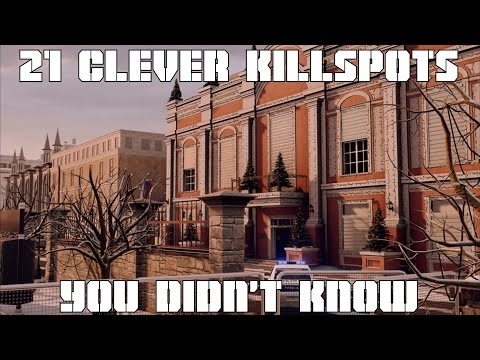 21 clever Killspots on Kafe Dostoyevsky that you probably didn't know!