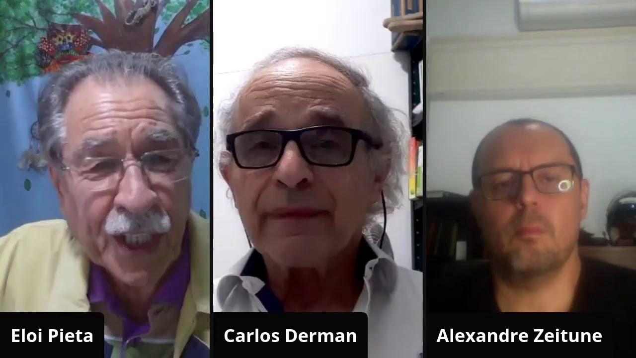 FIQUE LIGADO:ELÓI CONVERSA COM CARLOS DERMAN,ORLANDO FANTAZZINI E ALEXANDRE ZEITUNE SOBRE A PROGUARU