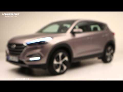 The All-New Hyundai Tucson | EXTERIOR DESIGN