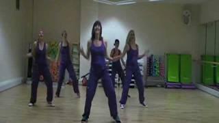 Zumba Maidstone Te Aviso Te Anuncio (Tango)  Objection (Tango) Shakira