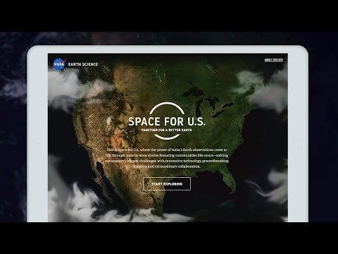 Space for US: Together for a Better Earth