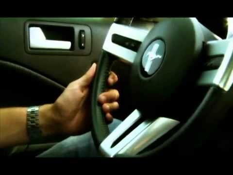 Dado Kukic  Crna Haljina feat. Davorka Tovilo  Roush Ford Mustang GT V8