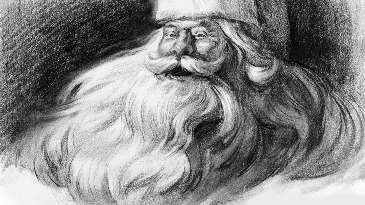 how to draw santa claus youtube how to draw santa claus