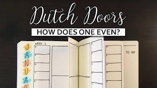 How To   Dutch Doors