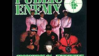 Public Enemy - How to kill a Radio consultant
