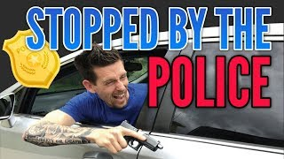 Concealed Carry Traffic Stop Florida | Don't do this!