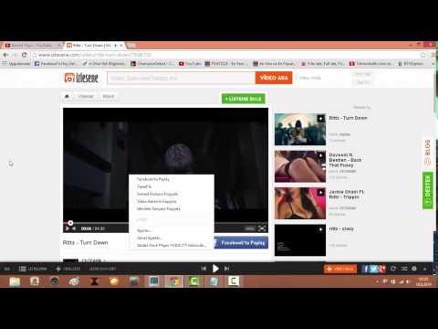 İzlesene.com dan video indirme programsız sitesiz