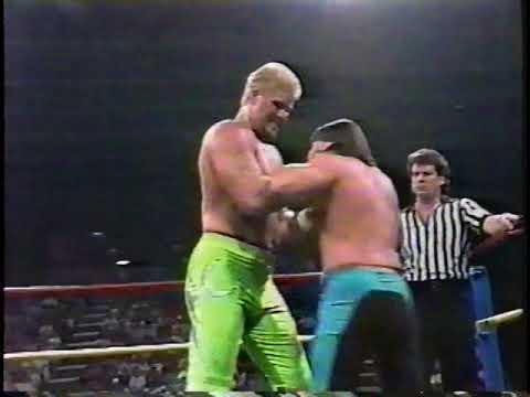 Oz vs. Scott Sandlin [1991-09-07]