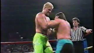 Oz vs. Scott Sandlin [1991-09-07]