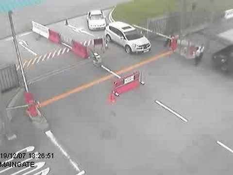 Singapore security hazards