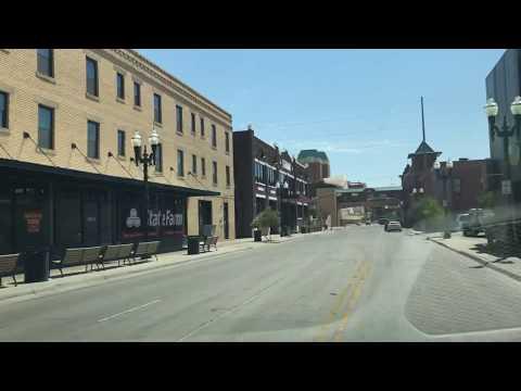 Downtown El Paso, Texas
