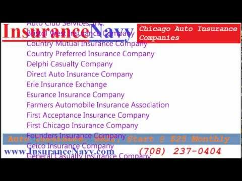 Low Cost Auto Insurance in Illinois