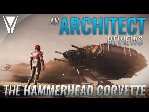 An Architect Reviews the Aegis Hammerhead - Star Citizen