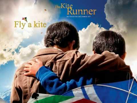 Il Cacciatore di Aquiloni (The kite Runner) - Soundtrack - Fly a kite - Alberto Iglesias