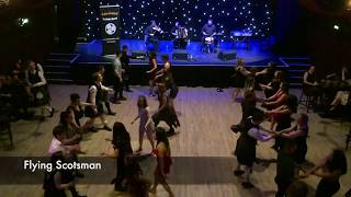 HotScotch Ceilidh Band - Traditional Scottish Ceilidh Dancing in Teviot Row, Edinburgh