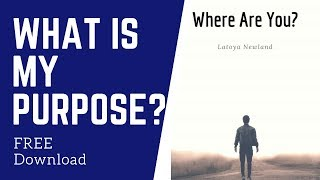 Purpose | FREE Download | 1000 subscribers | Christian blogs | Christianity