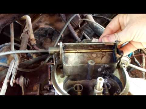 1978 Dodge Sportsman 440 Carb Help Needed! - YouTube